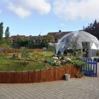 SOLARDOME® Retreat, Oasis Community Centre, Nottinghamshire