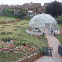 SOLARDOME Retreat, Oasis Community Centre, Nottinghamshire