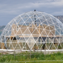 SOLARDOME PRO, house cover, Norway
