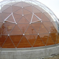 SOLARDOME Paradise, office, Germany