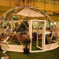 SOLARDOME Capella, The Education Show 2012