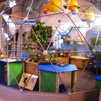 SOLARDOME Agena,  The Education Show 2011