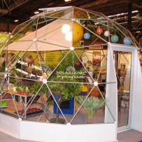 SOLARDOME Agena, The Education Show 2010