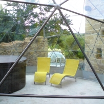 SOLARDOME Retreat, sun room