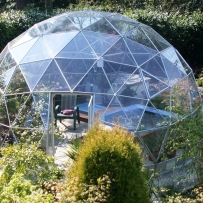 SOLARDOME Retreat, Spa-cover