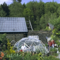 SOLARDOME 2, Centre for Alternative Technology, Wales
