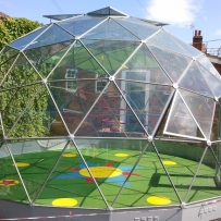 SOLARDOME Capella, Cotteridge Junior School, Birmingham