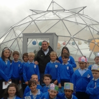 SOLARDOME Capella, Endeavour Primary, Hampshire
