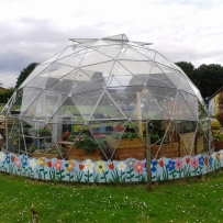 SOLARDOME Capella, Desmond Anderson Primary School, West Sussex