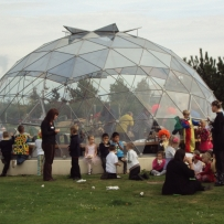 SOLARDOME Vega, The Churchill School, Kent