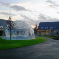 SOLARDOME Capella, Endeavour Primary School, Hampshire