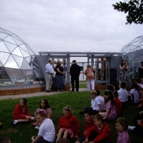 SOLARDOME Vega, Felmore Primary School, Essex