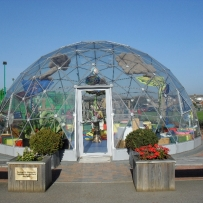 SOLARDOME Vega, Westgarth Primary School, Middlesbrough