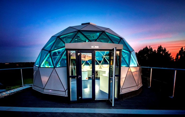 Rooftop Domes Solardome Industries