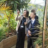 Ecology Centre, Tropical house