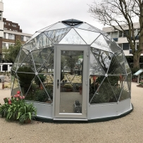 SOLARDOME Haven, Coniston Court, London