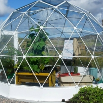 SOLARDOME Haven, Bernera Community Association, Isle of Lewis