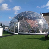 SOLARDOME Paradise, John Stainer Primary School, London