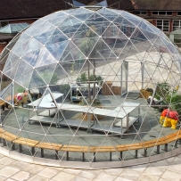 SOLARDOME Paradise, West Bridgford School, Nottingham