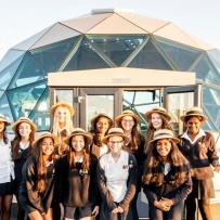 SOLARDOME PRO science lab, Watford Grammar School for Girls