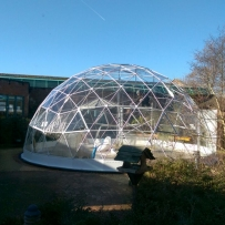 SOLARDOME Sanctuary, Greatfield Park School, Gloucestershire