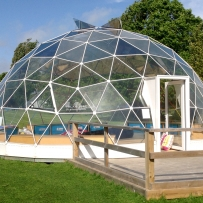 SOLARDOME Sanctuary, East Preston Infant School School, West Sussex