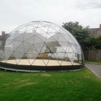SOLARDOME Sanctuary, Carshalton Boys Sports College, Surrey