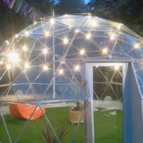 SOLARDOME® Retreat, DIY SOS, The Yard, Edinburgh