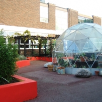 SOLARDOME Agena Stormont House School, East London