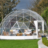 SOLARDOME Retreat, Dorset