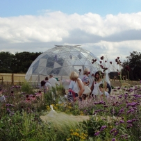 SOLARDOME Sanctuary, Butterfly World Project