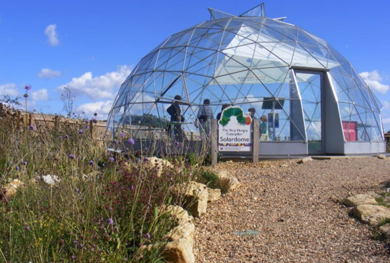 Visitor facilities solardome industries - The geodesic dome in connecticut call of earth ...