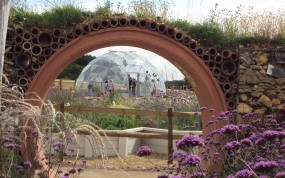 SOLARDOME® Vega at Butterfly World