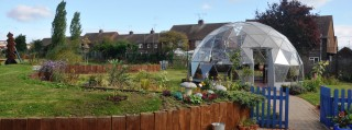 SOLARDOME Retreat - Oasis Community Project, Worksop