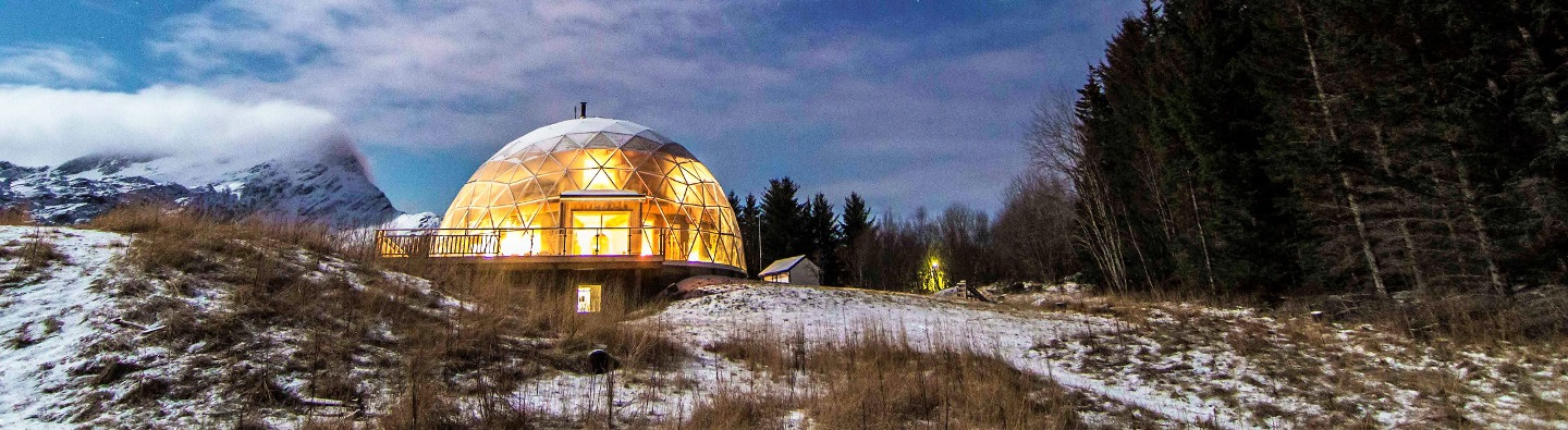 PRO dome in Norway