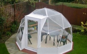 SOLARDOME POD, Frinton-on-Sea, Essex