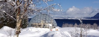 SOLARDOME PRO, Norway in the snow