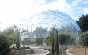 SOLARDOME Paradise, Hilton Court, Haverfordwest