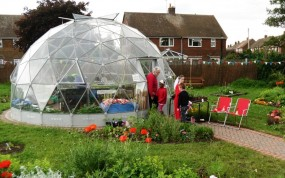 SOLARDOME Retreat, Retreat Oasis Community Centre, Worksop