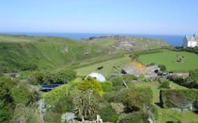 SOLARDOME Haven, Castle View B&B, Cornwall