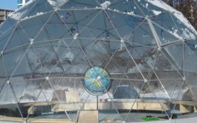 SOLARDOME® Retreat at the Danish Forest and Nature Agency