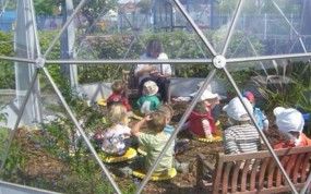 Alfreton Nursery School, Derbyshire