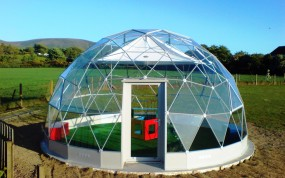 SOLARDOME Capella at Michael Primary School