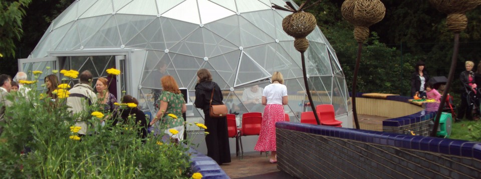 SOLARDOME Vega at Victoria School