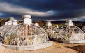 Lancaster University - Solardome glasshoues and environmental research