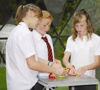 Secondary schools maths in the dome