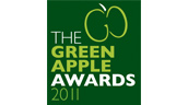 The Green Apple Award logo