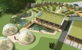 Wellacre Academy Ecology Centre architect drawing