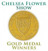 Chelsea Flower Show Gold Award