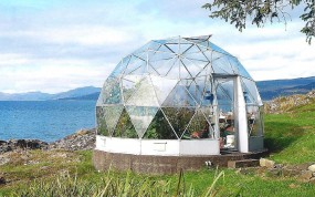 SOLARDOME Haven, Isle of Mull